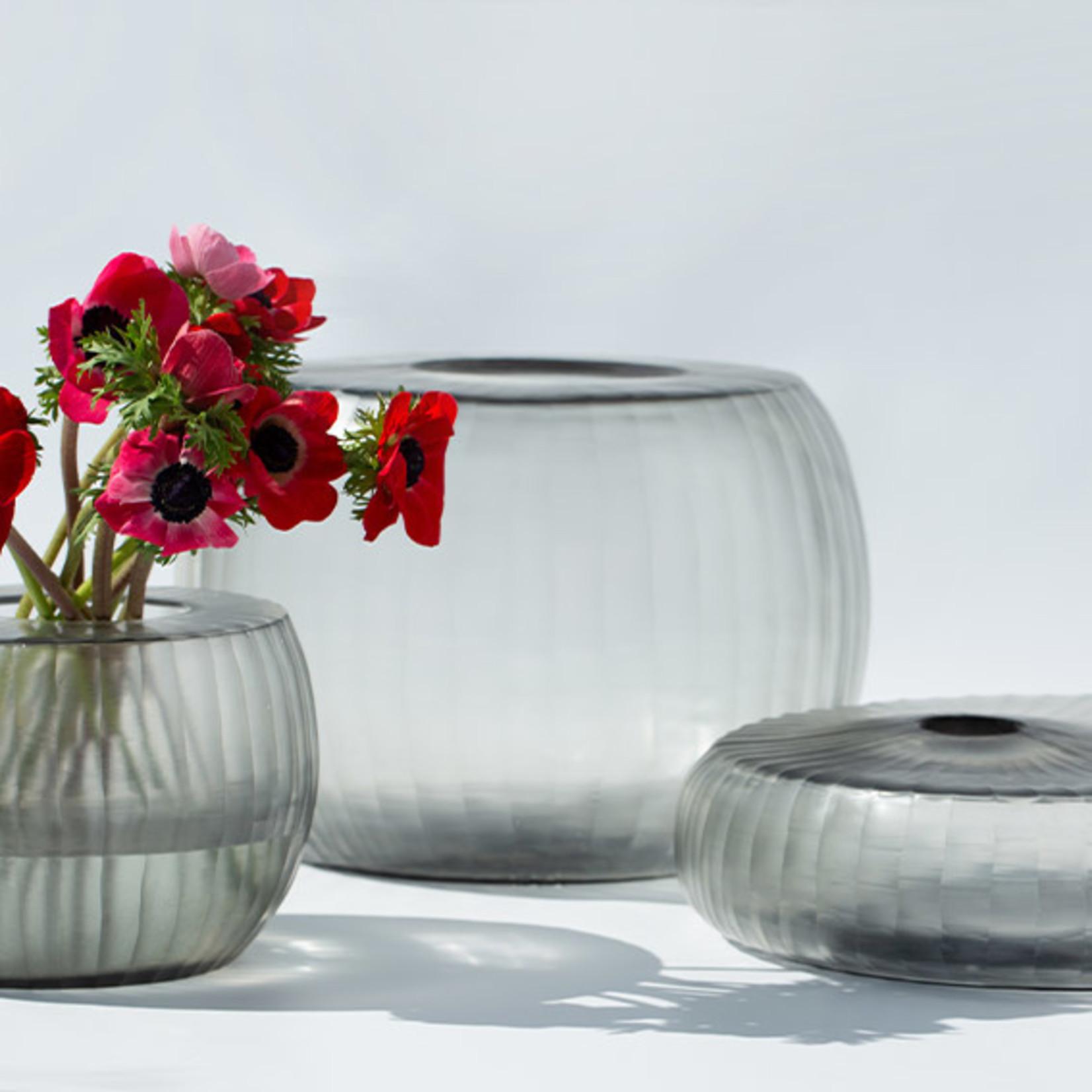 Guaxs Vase Madras Flat | Grey