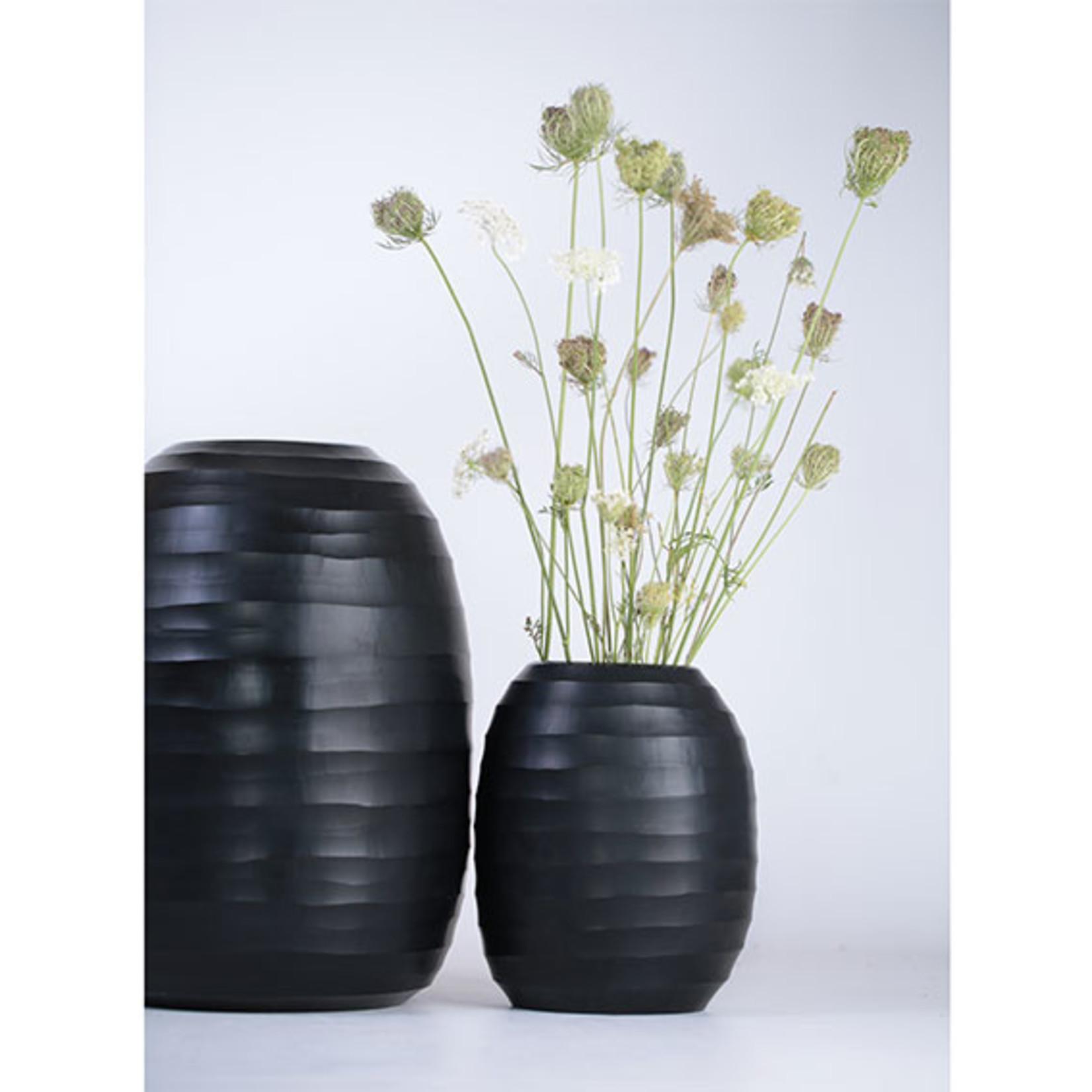 Guaxs Vase Belly XL   black