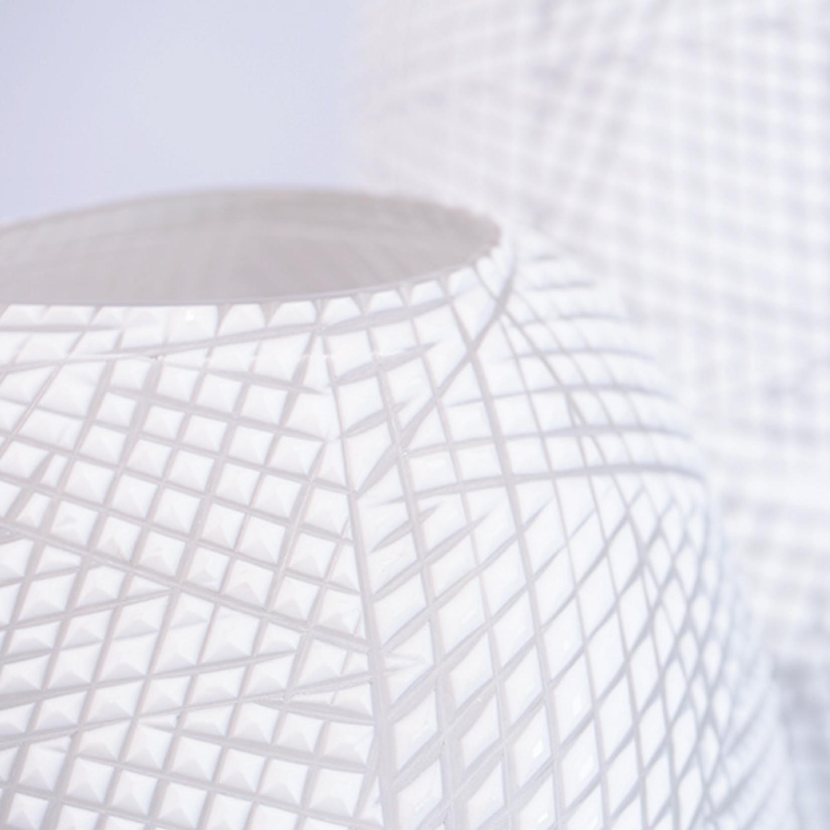 Guaxs Vase Patara Round | Clear / Opal
