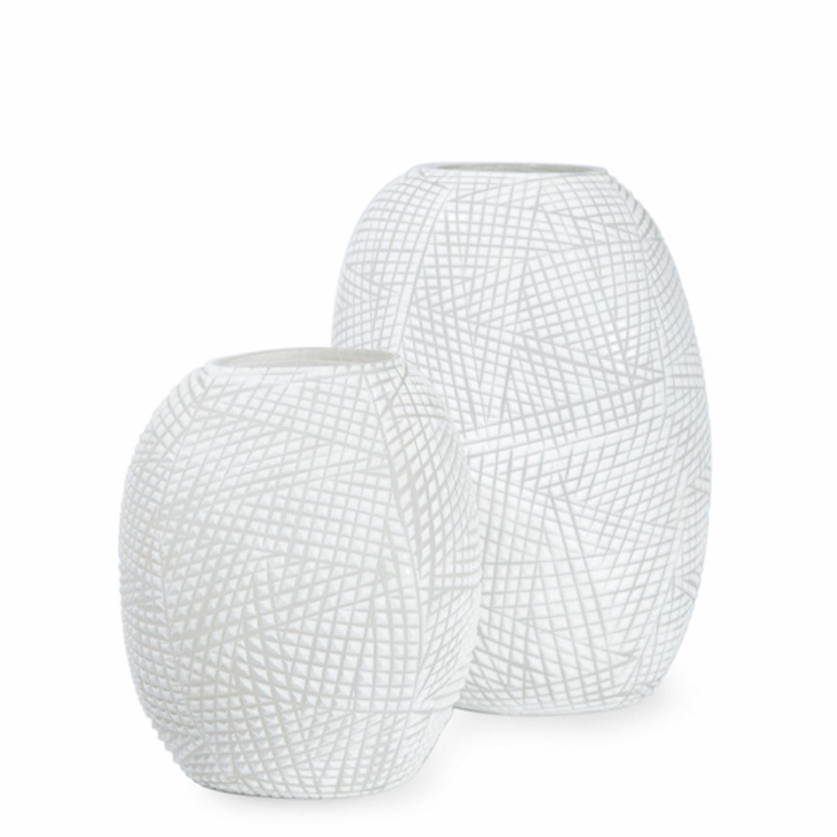 Guaxs Vase Patara Tall | Clear / Opal
