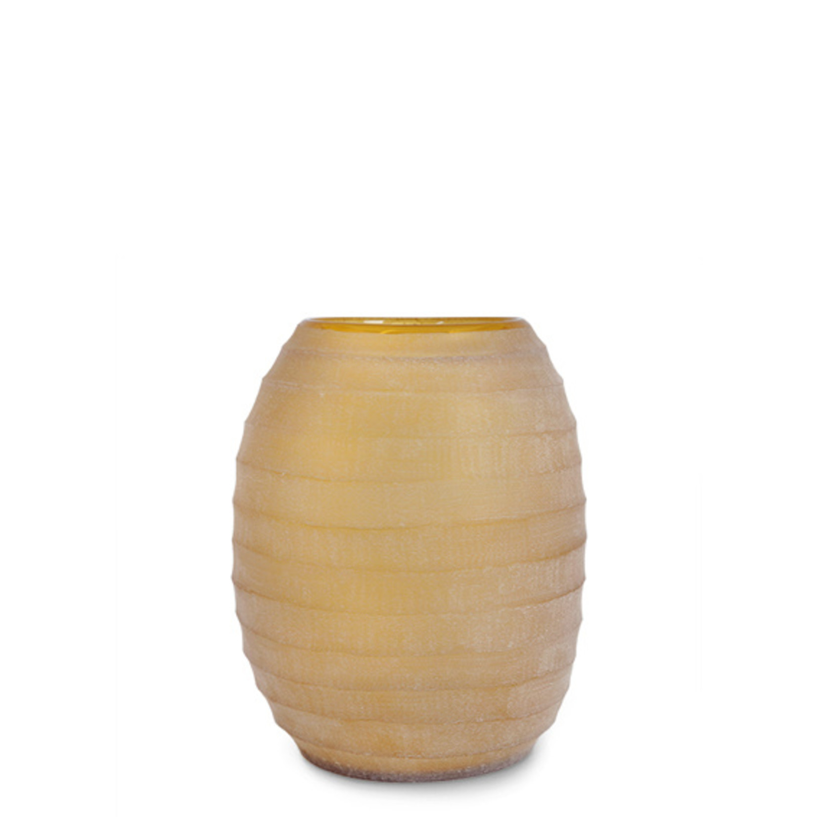 Guaxs Vase Belly XL   gold