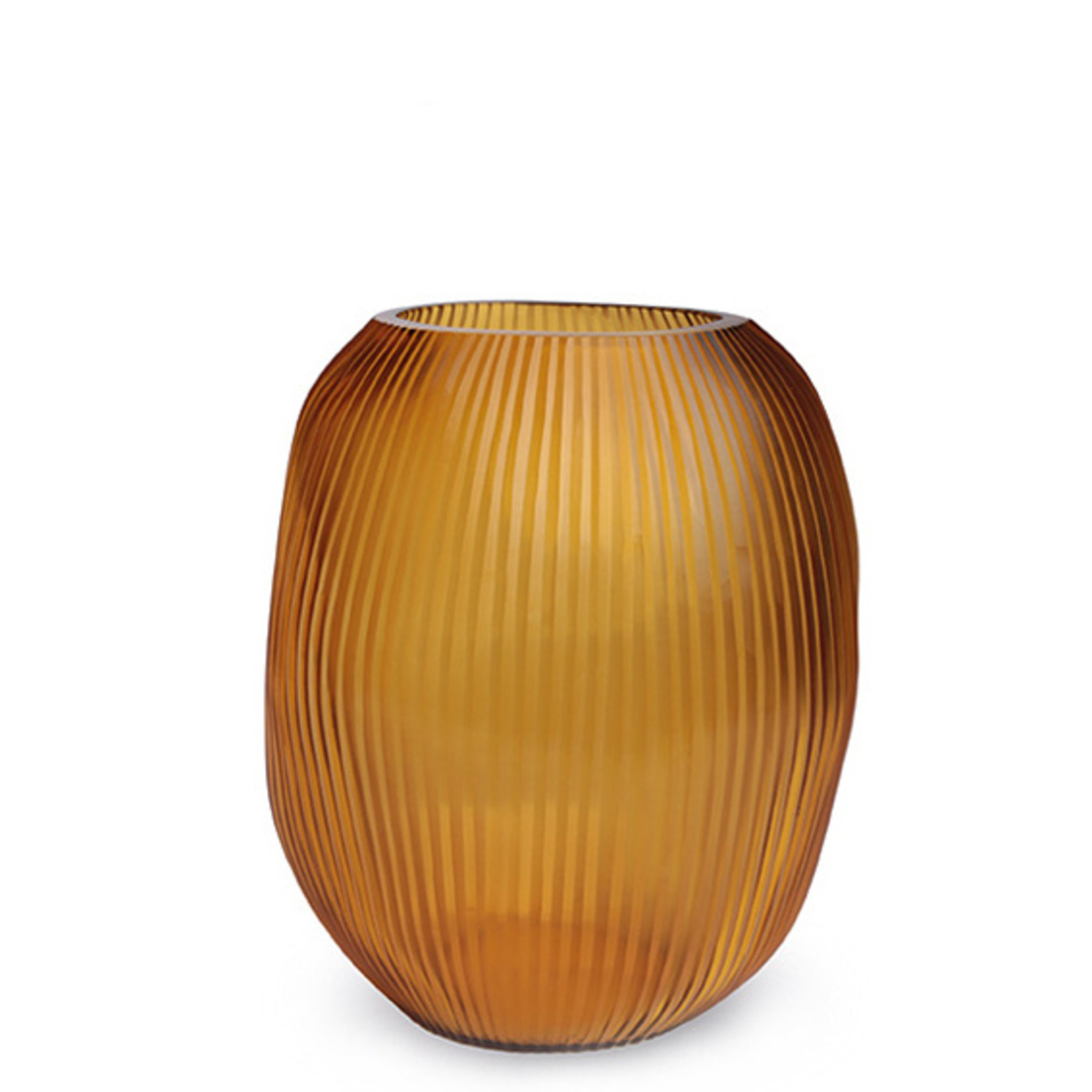 Guaxs Vase Nagaa L | gold
