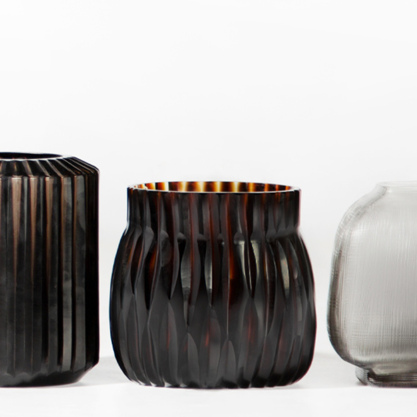 Guaxs Vase Mathura S | Butter / Brown