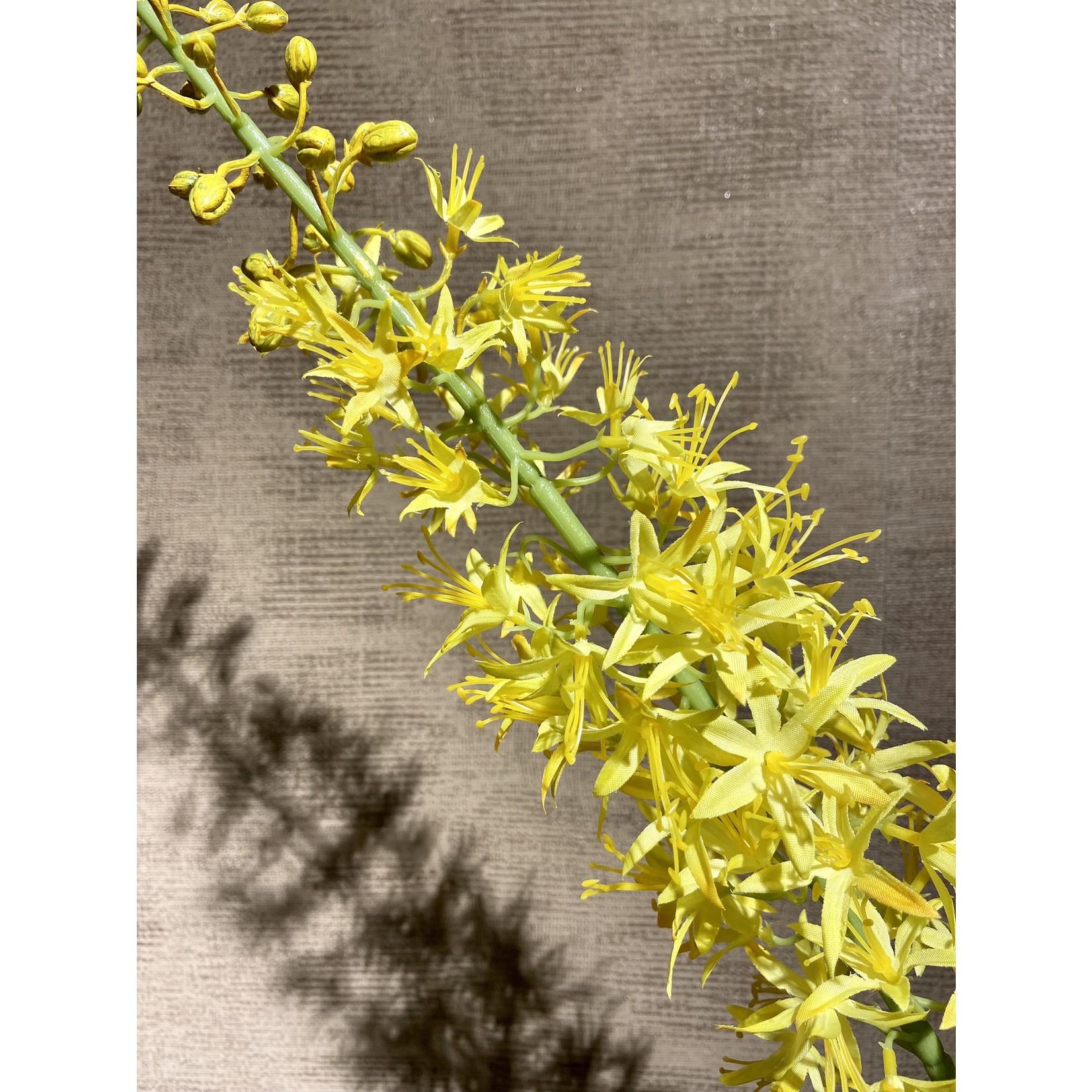 Silk-ka Eremurus Steel Yellow | 104 cm