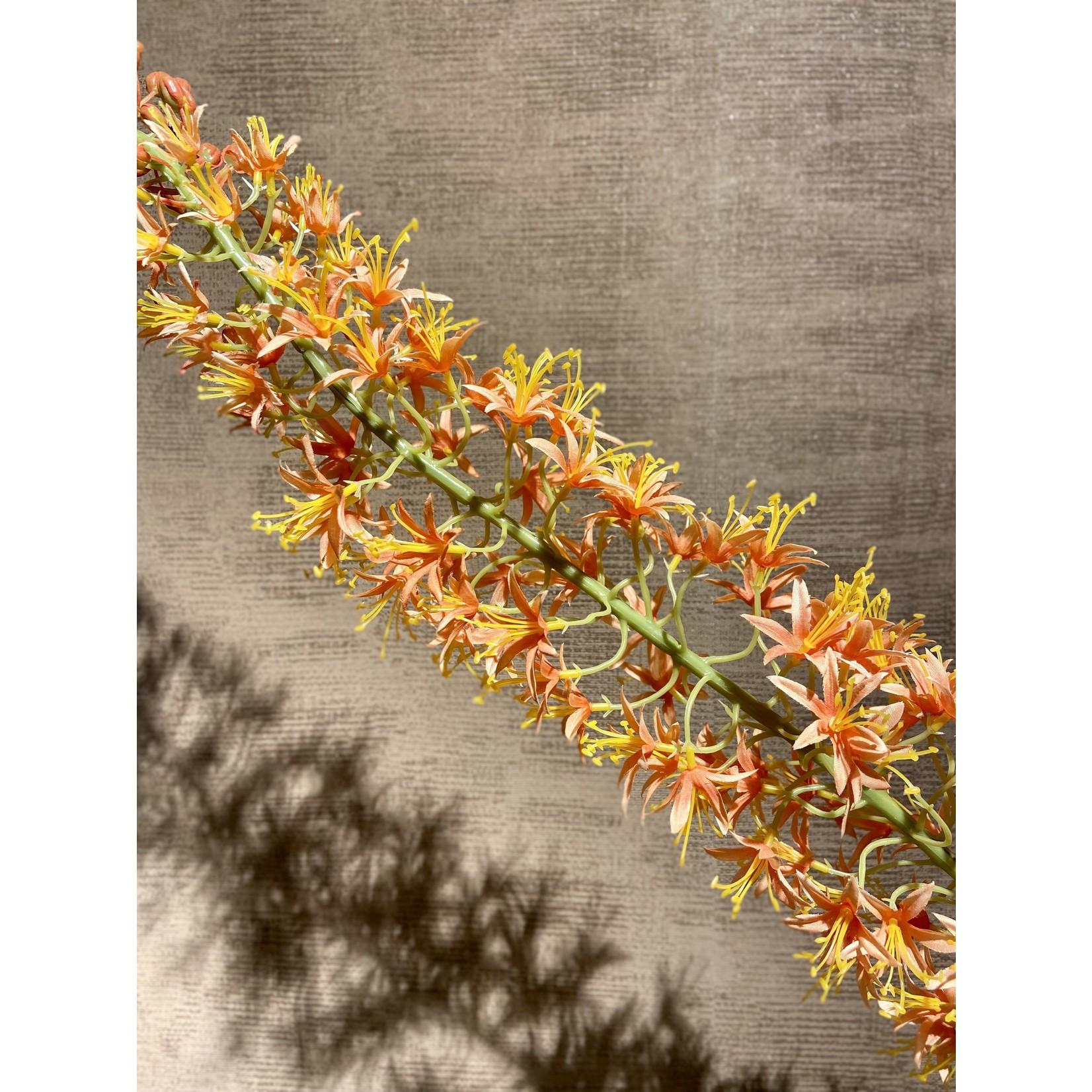 Silk-ka Eremurus Steel Orange | 119 cm