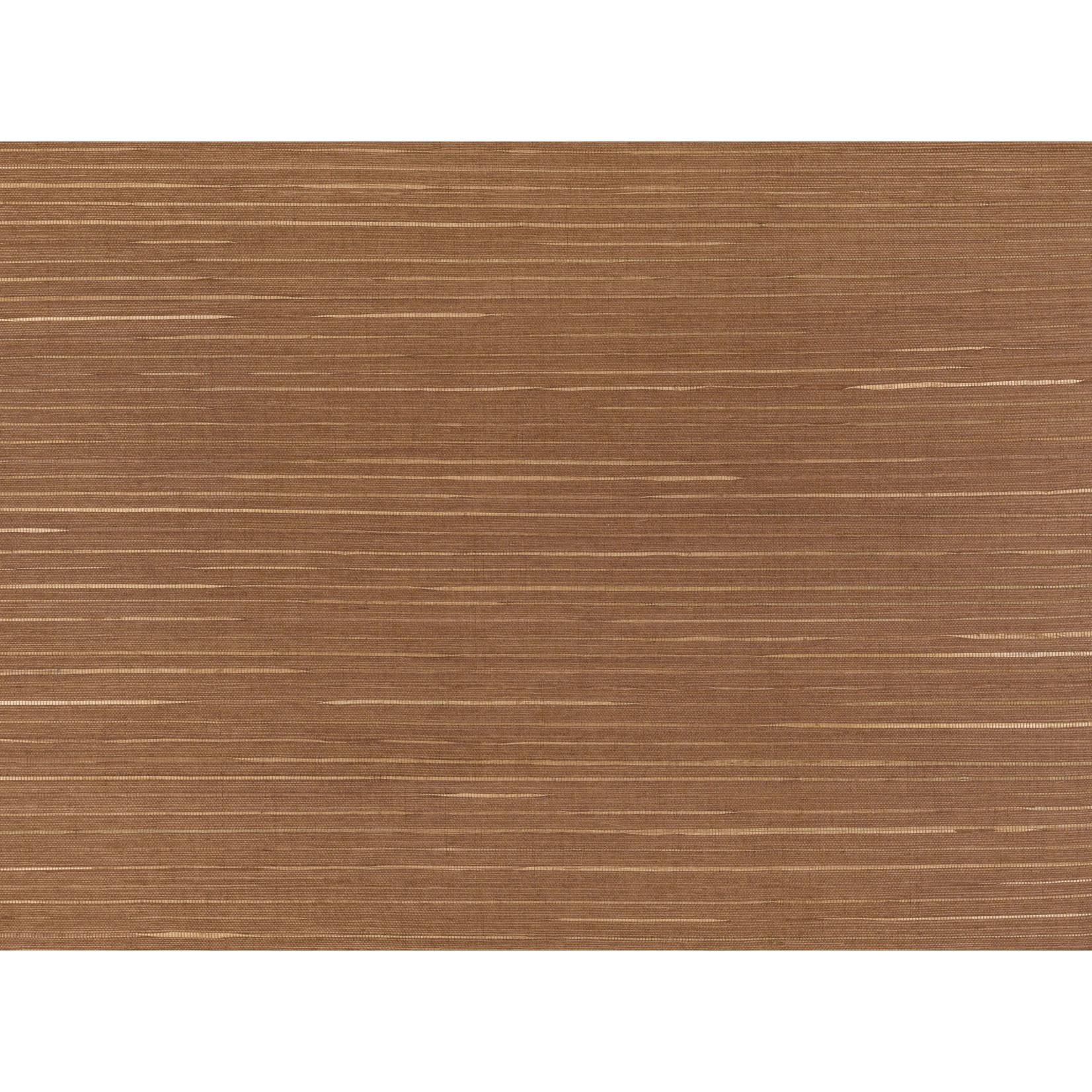 Mark Alexander Grasscloth Handwoven Wallcoverings | Seagrass Paprika