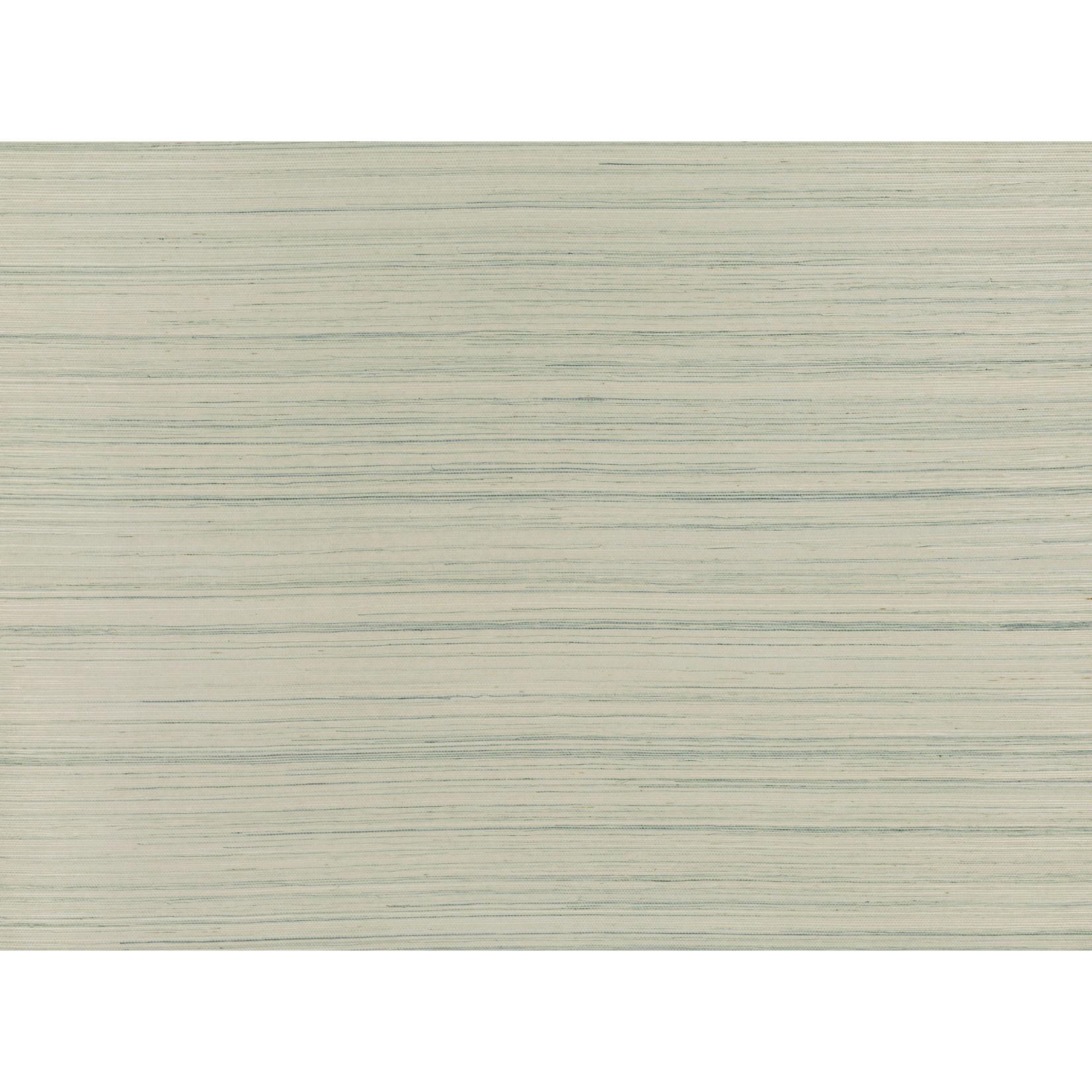 Mark Alexander Grasscloth Handwoven Wallcoverings | Duo Sisal Seasalt