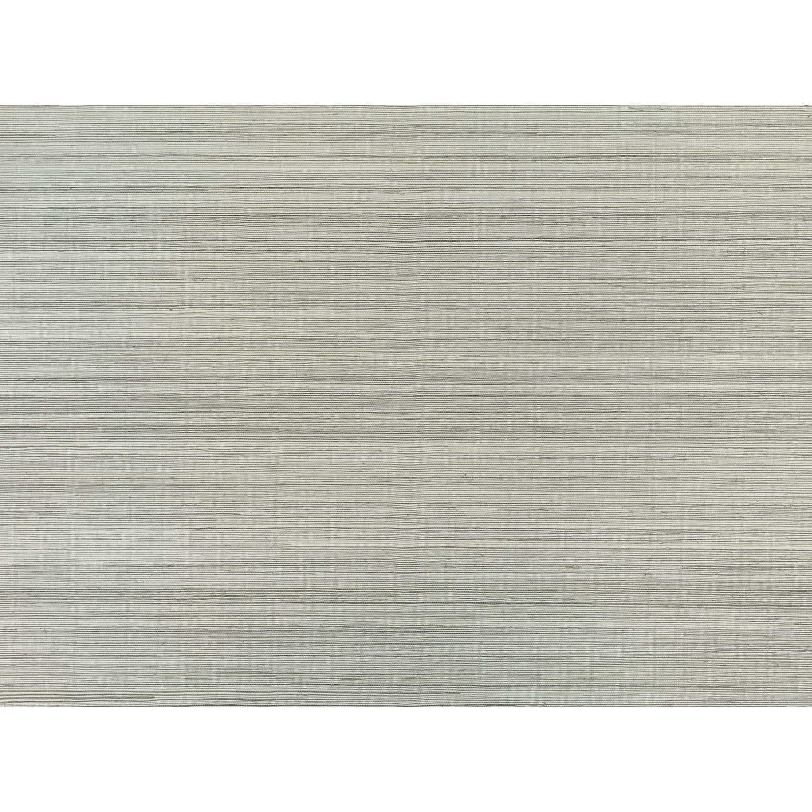 Mark Alexander Grasscloth Handwoven Wallcoverings   Duo Sisal Pale Silver