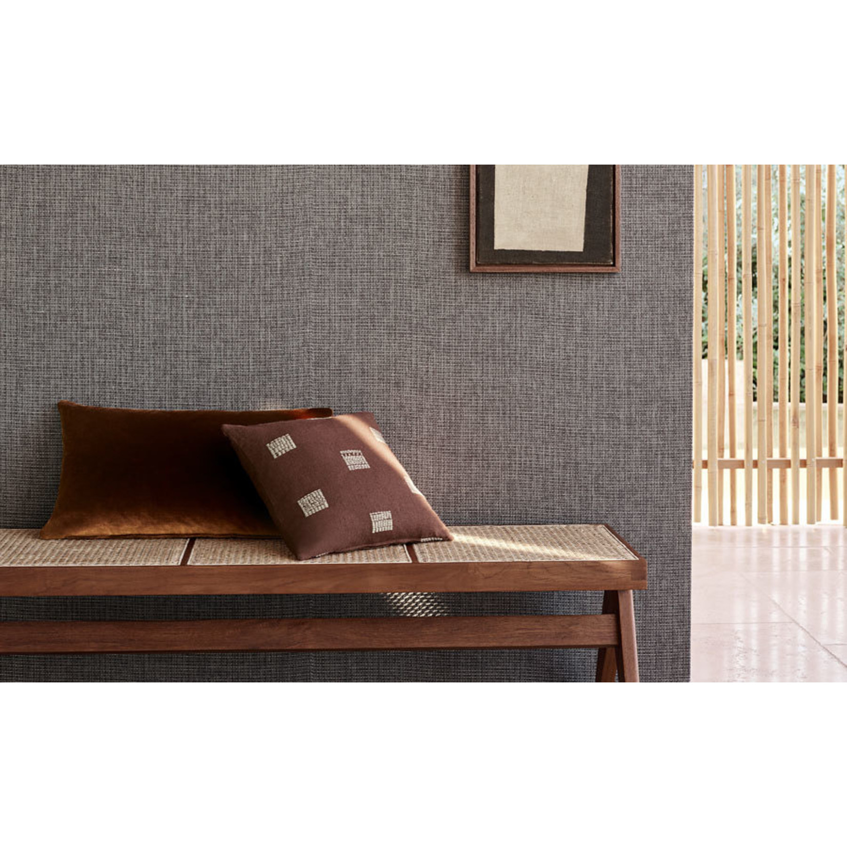 Mark Alexander Paperweave Handwoven Wallcoverings | Kami Pearl