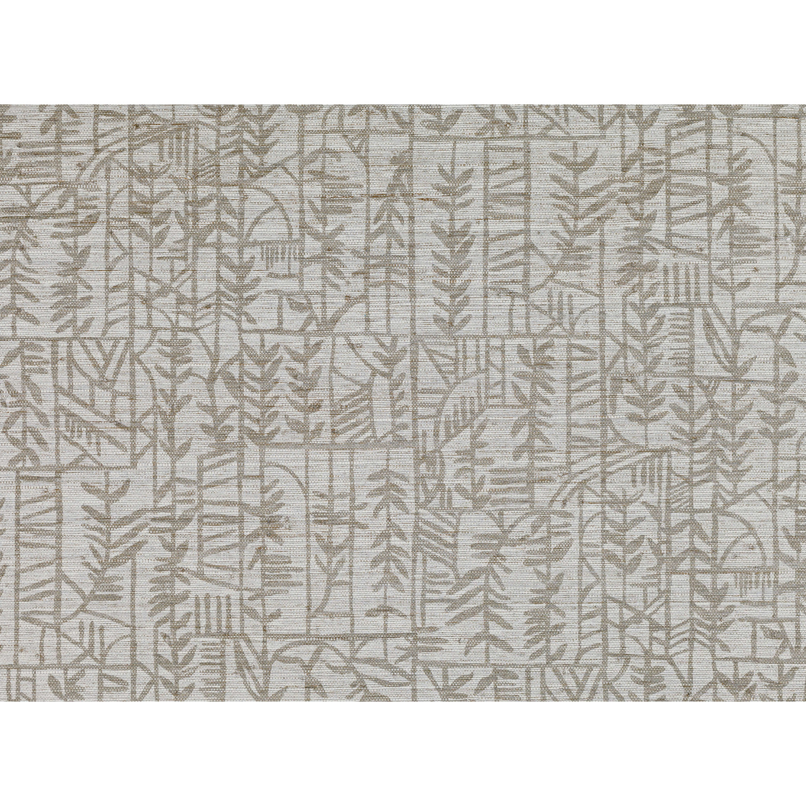 Mark Alexander Collage Handcrafted Wallcoverings | Akata Sepia