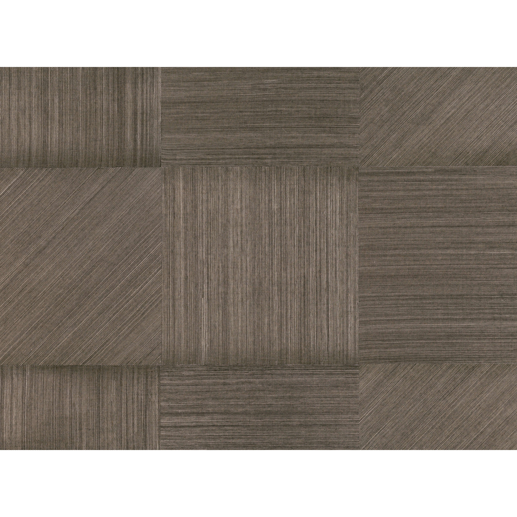 Mark Alexander Collage Handcrafted Wallcoverings   Square Cut Chestnut