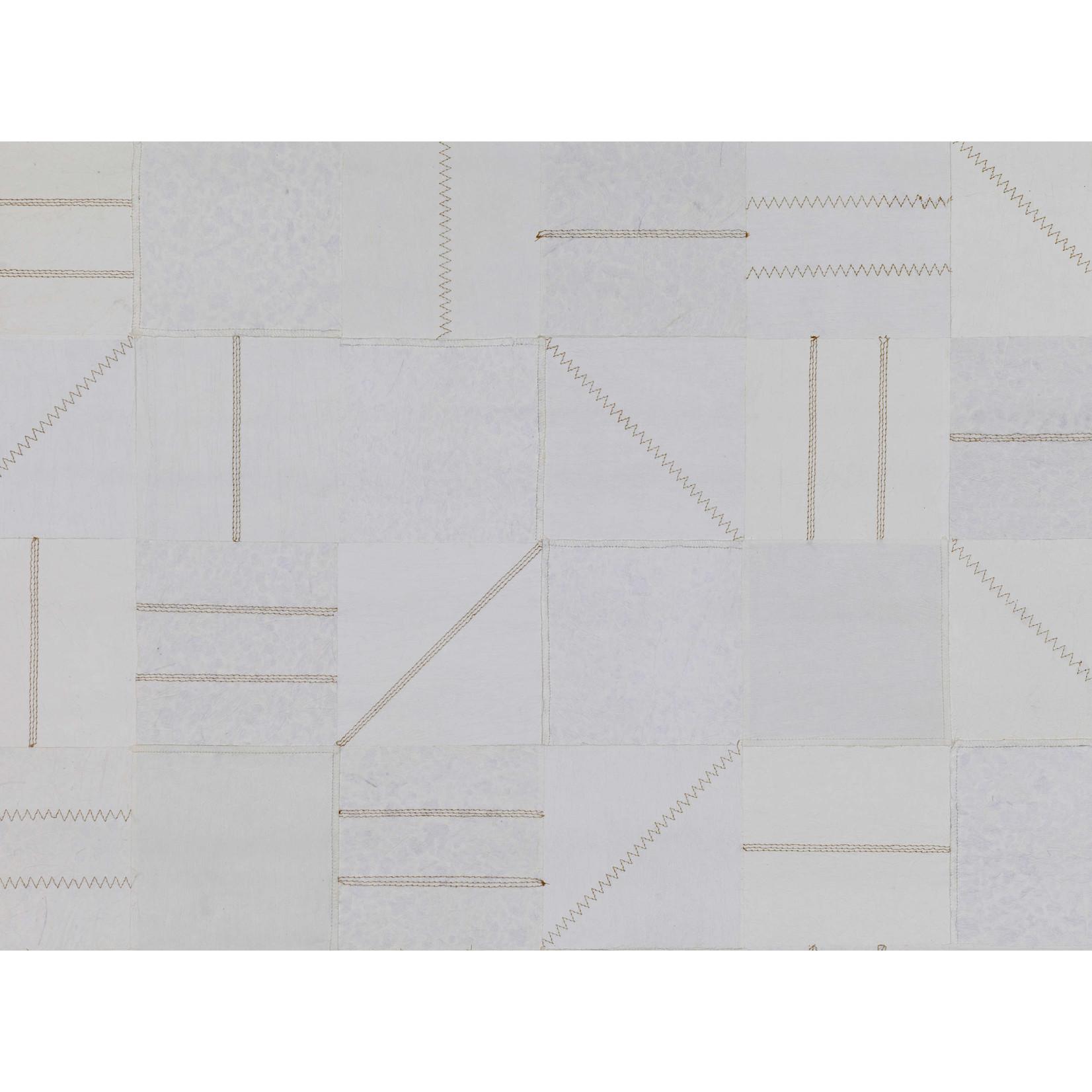 Mark Alexander Collage de revêtements muraux fabriqués à la main | Craie de réseau