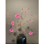 Silk-ka Rose Branche Beauté | 135cm