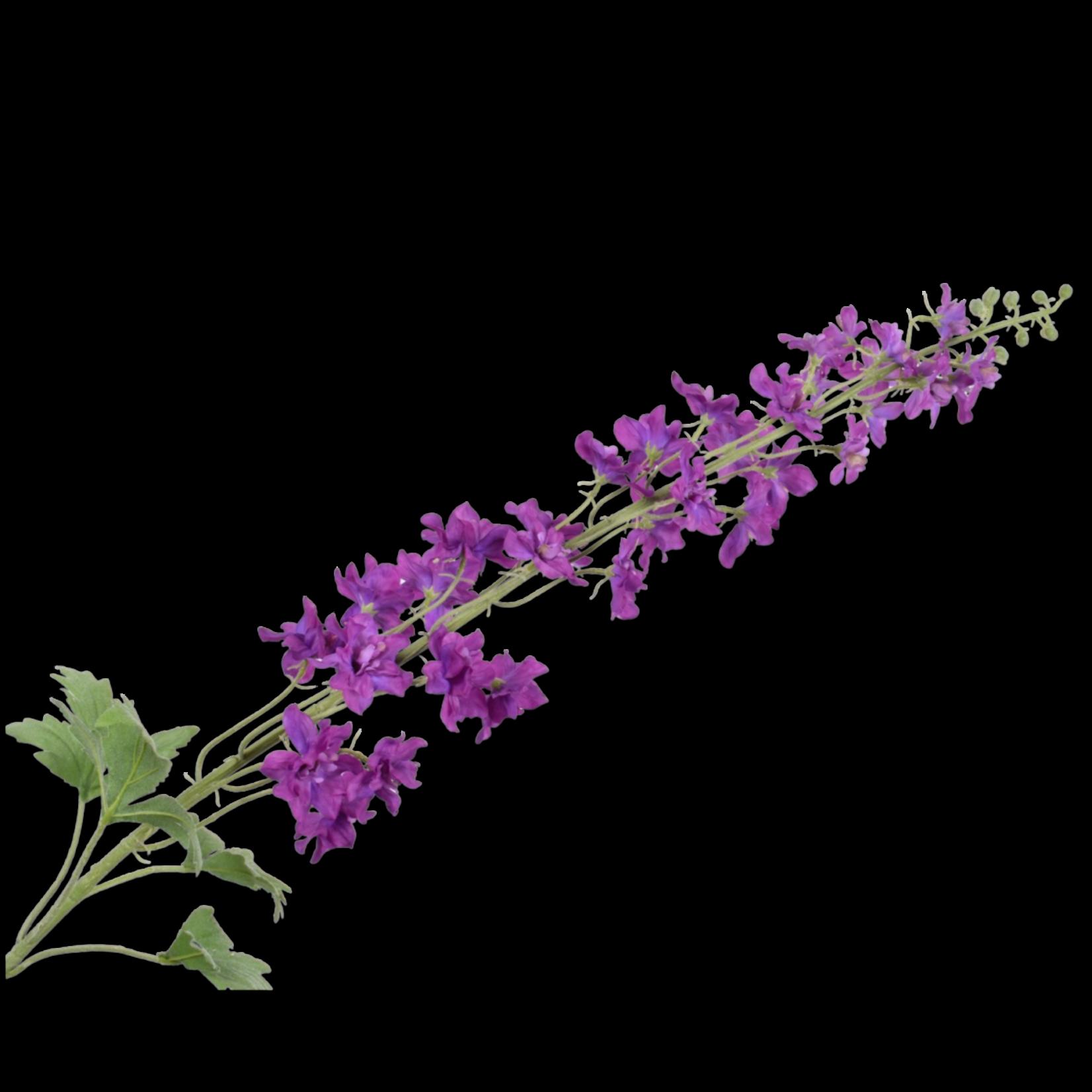 Silk-ka Delphinium Lavender | 127 cm