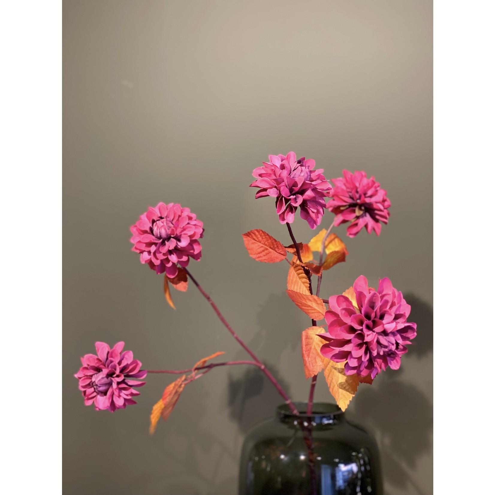 Silk-ka Dahlia Fuchsia | 103 cm