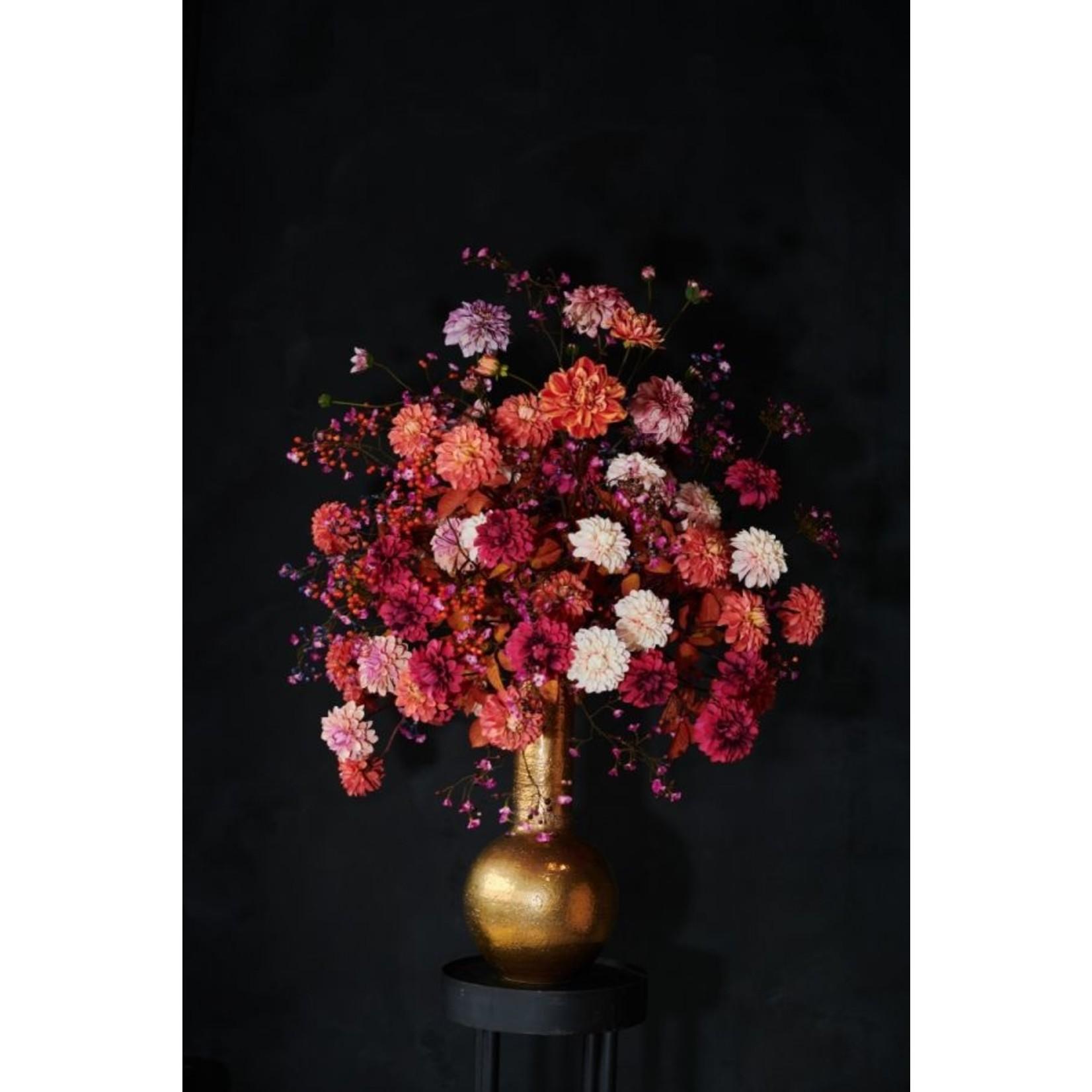 Silk-ka Dahlia Lavender / Pink   103 cm