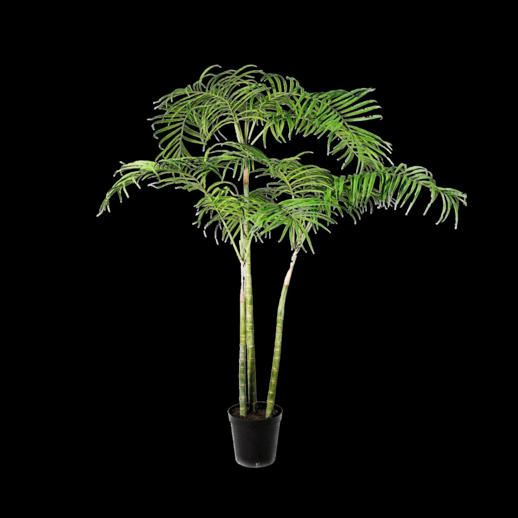 Silk-ka Palm Green | 210 cm