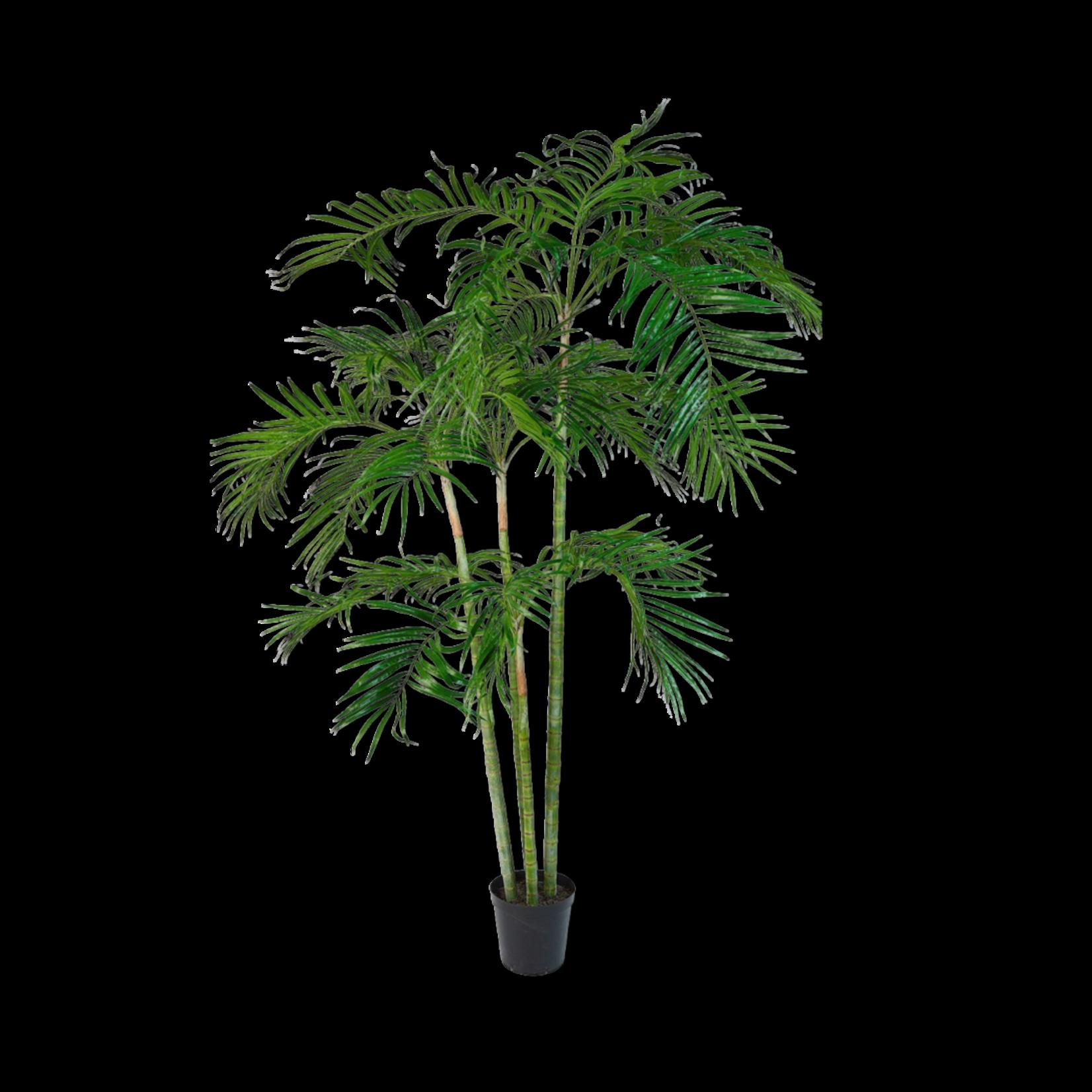 Silk-ka Palm Groen | 274 cm