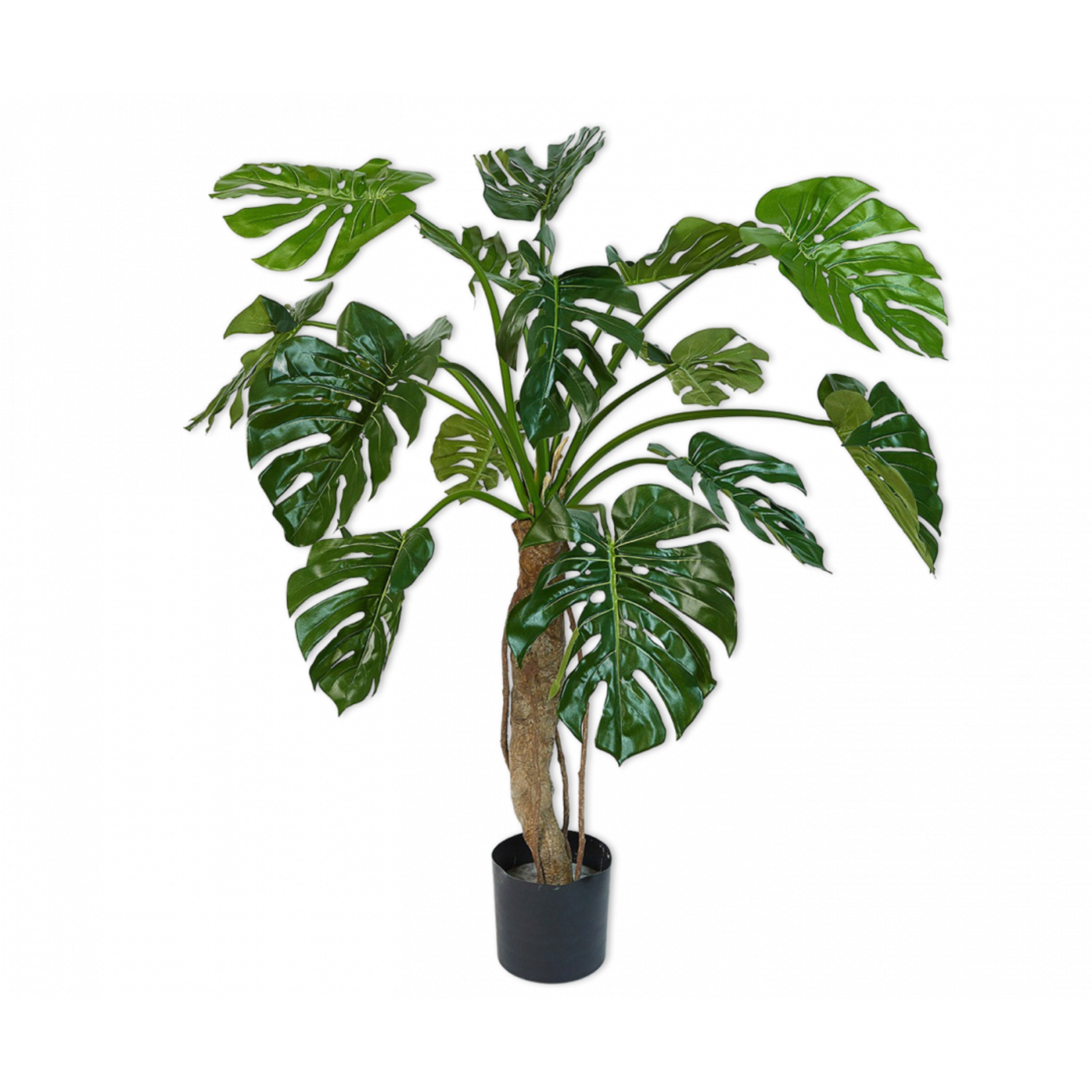 Silk-ka Monstera Green   135 cm