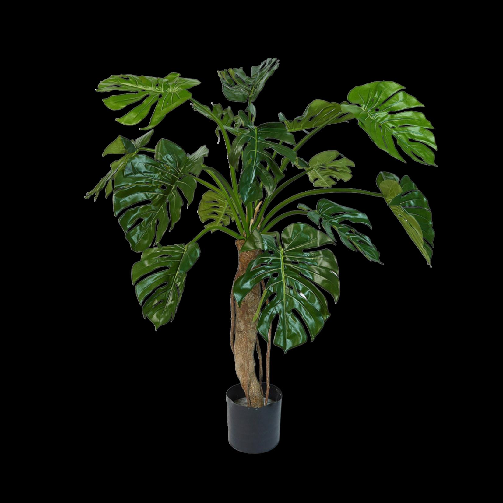 Silk-ka Monstera Groen | 135 cm