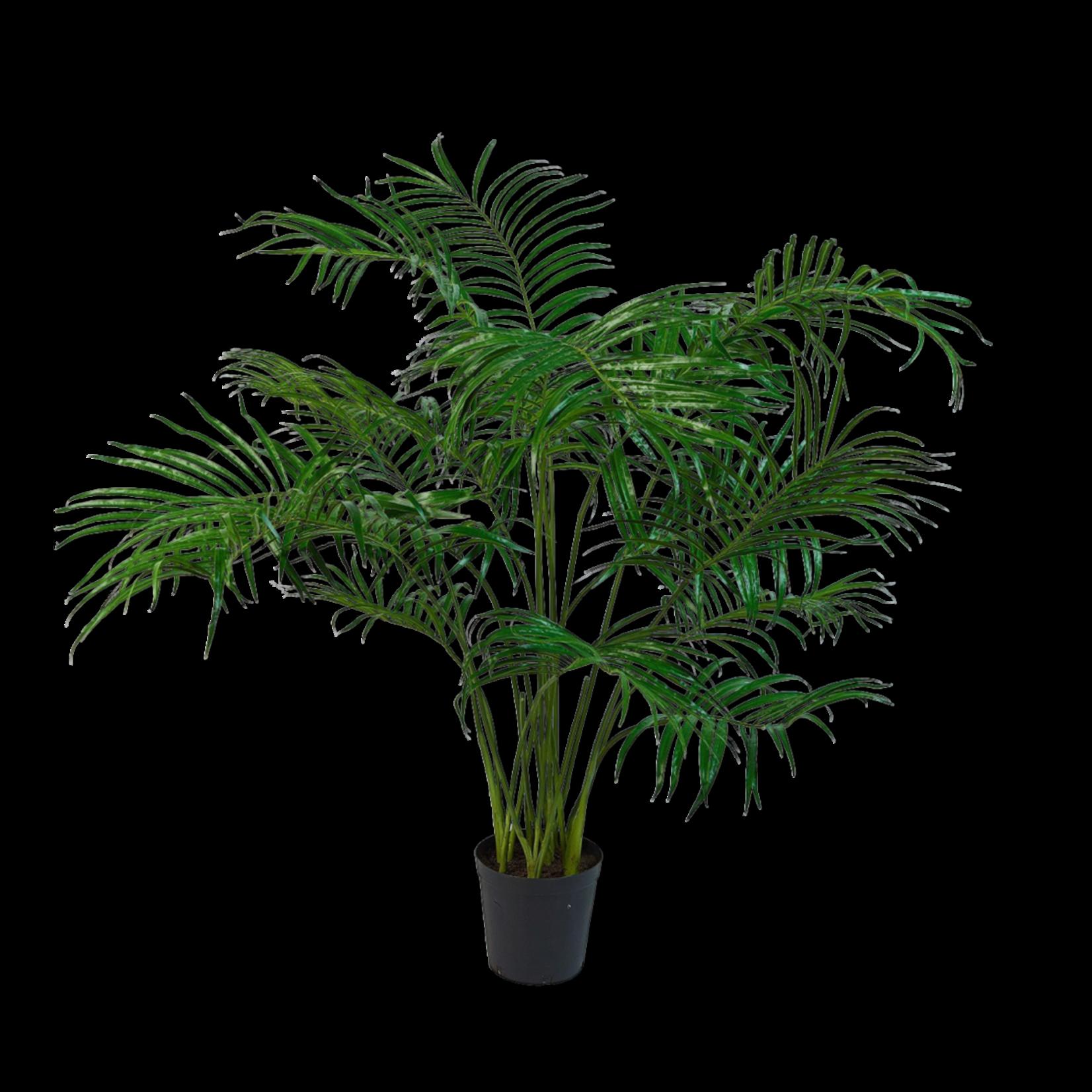 Silk-ka Palm Green | 198 cm