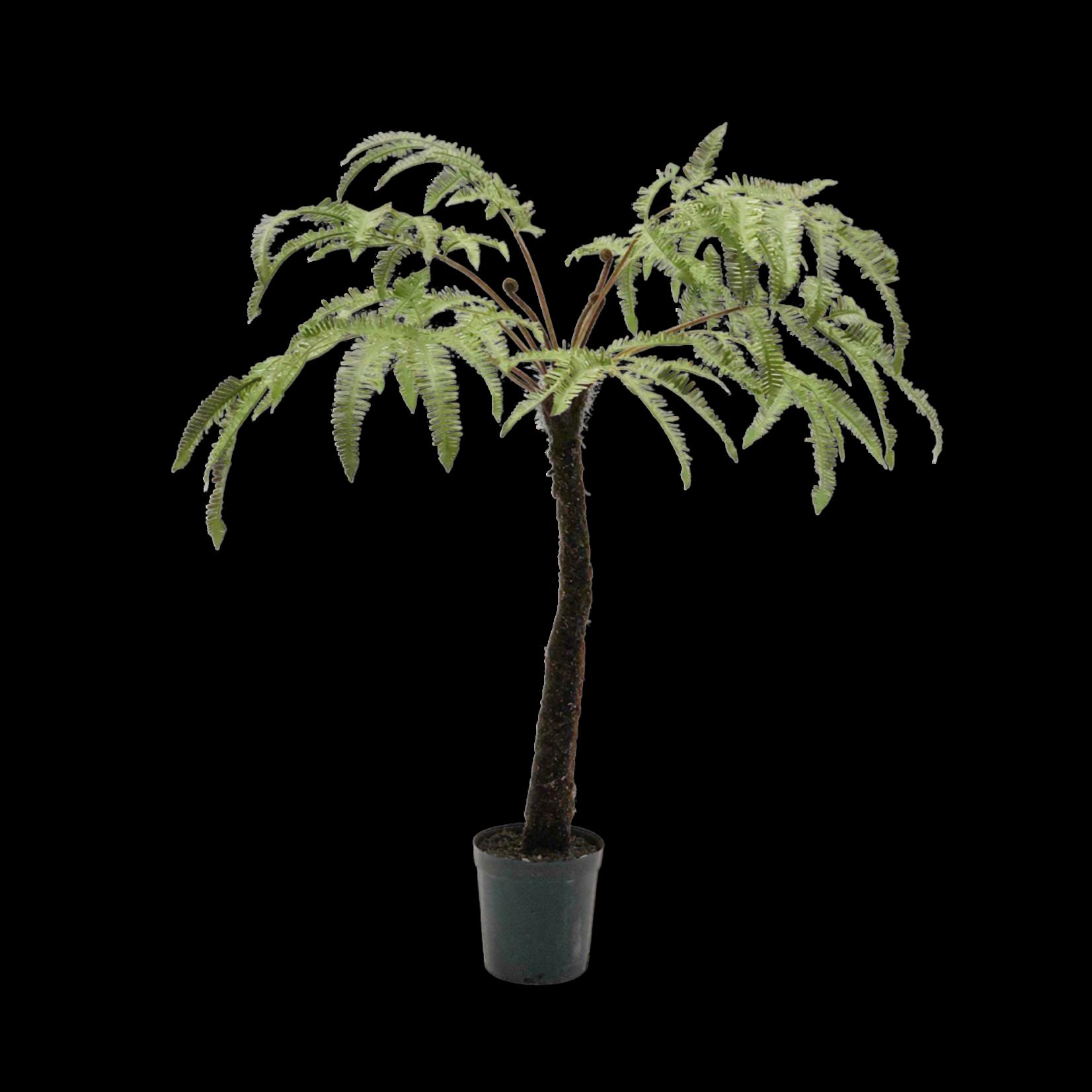 Silk-ka Varen Groen | 105 cm
