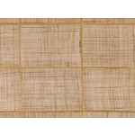Mark Alexander Collage Handcrafted Wallcoverings | Grid Natural