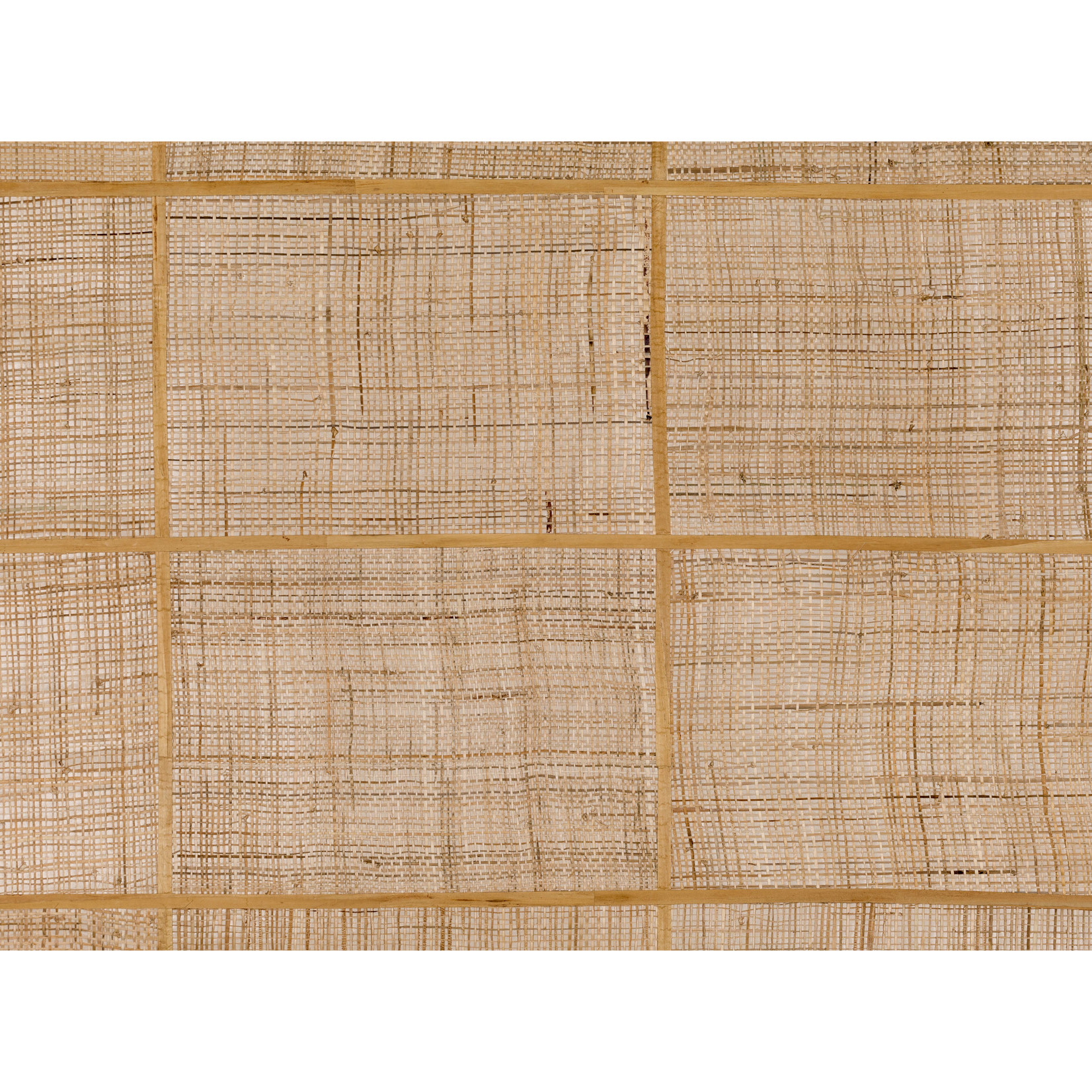 Mark Alexander Collage Handcrafted Wallcoverings   Grid Natural