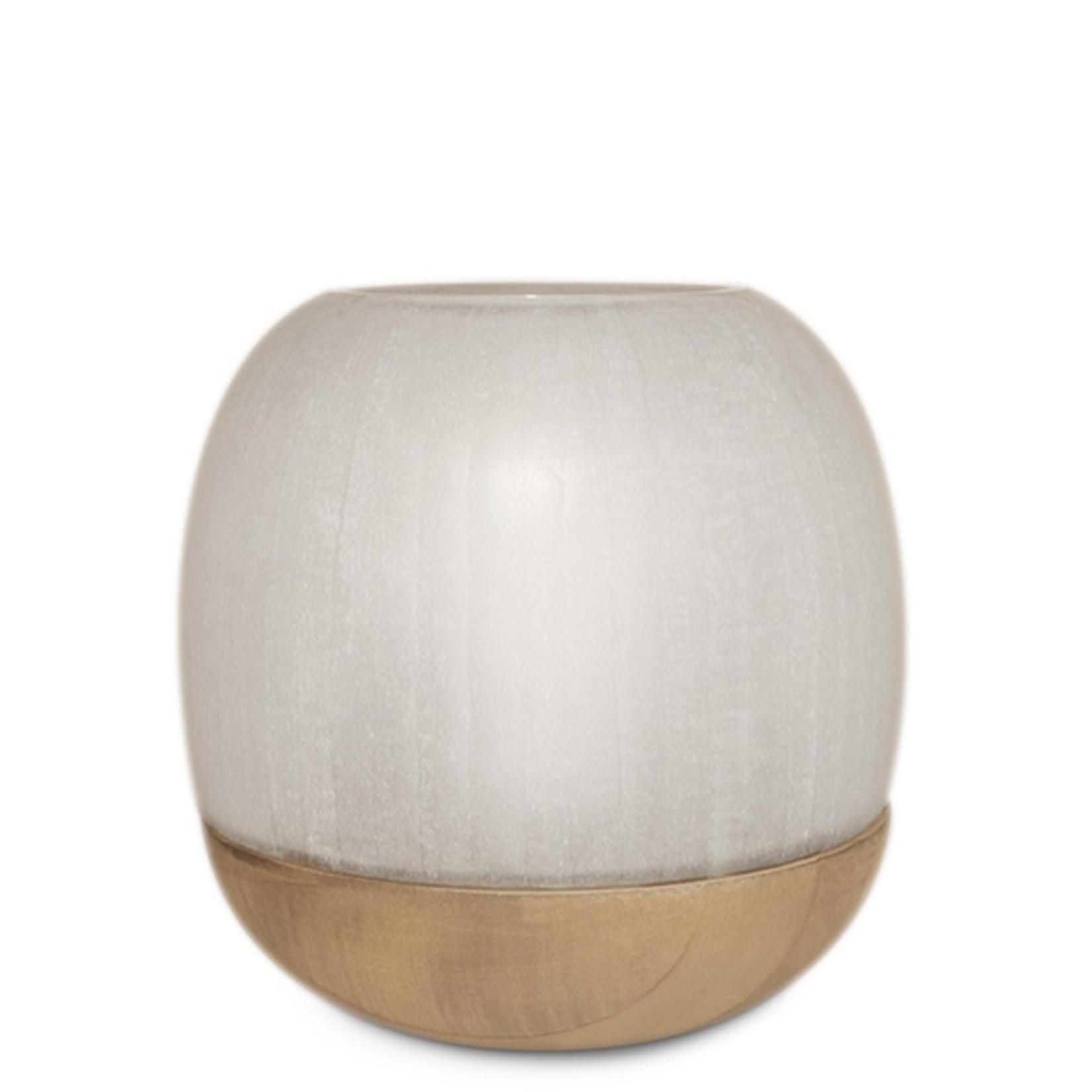Guaxs Lantern Namsam XL | Clear / Sycamore