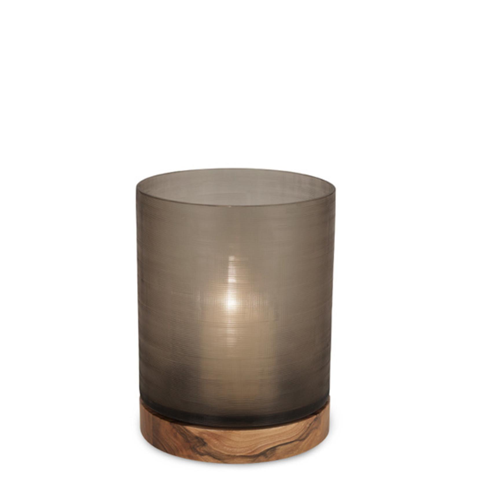 Guaxs Lantern Aran L | Walnut / Smokegrey