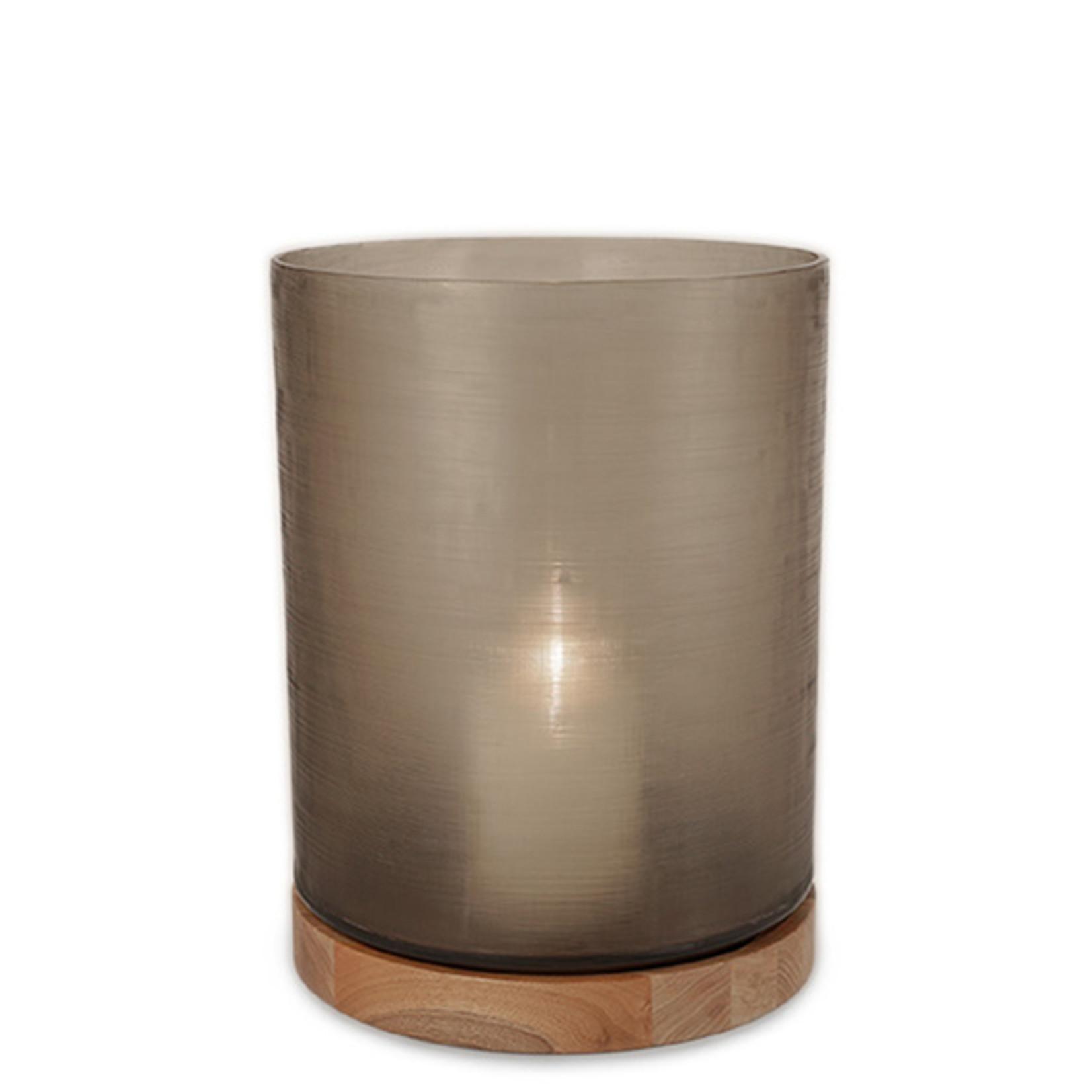 Guaxs Lantern Aran XL | Walnut / Smokegrey