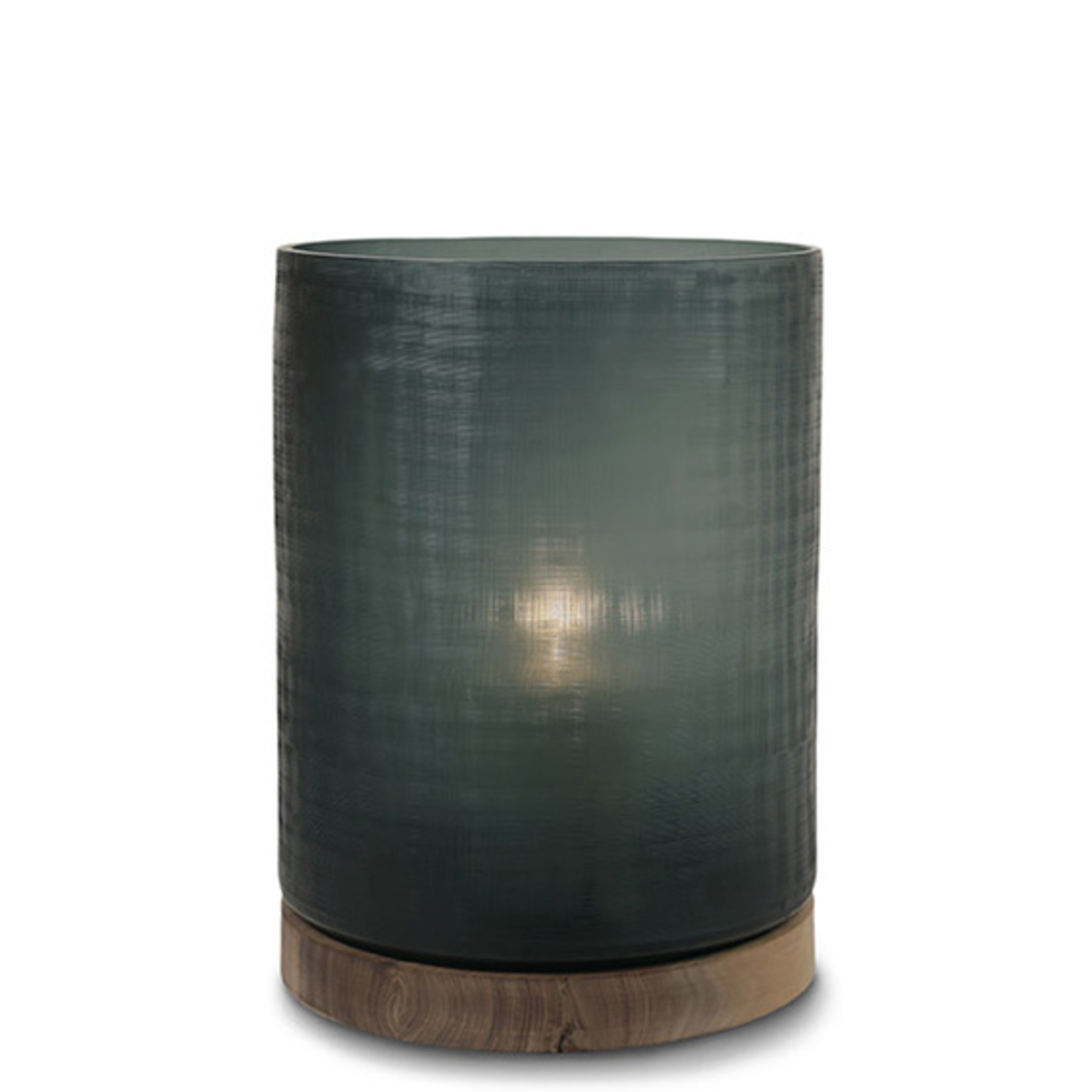 Guaxs Lantern Aran XL | Dark Indigo / Walnut