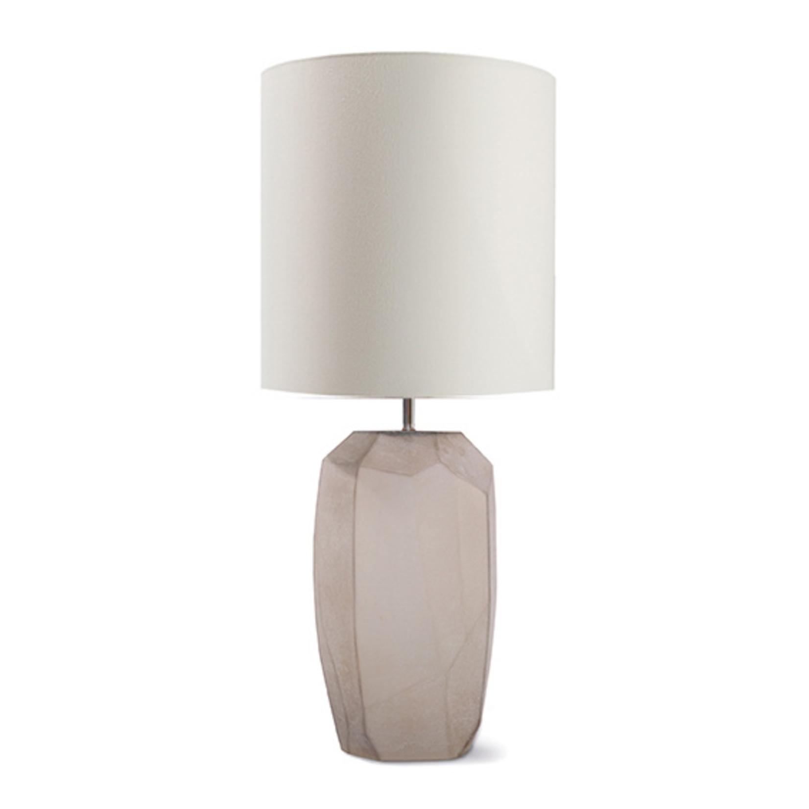 Guaxs Tafellamp Cubistic Tall | Smokegrey