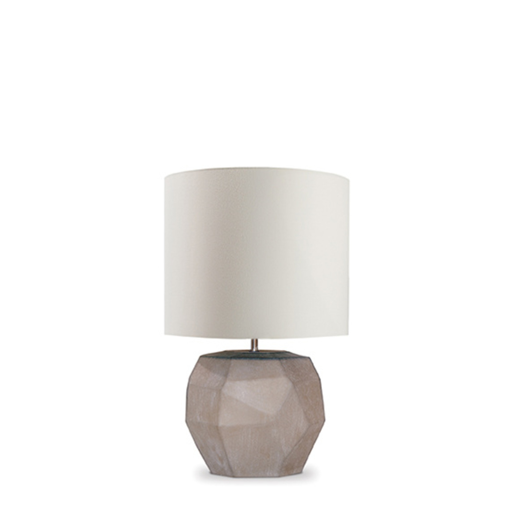 Guaxs Table lamp Cubistic Round | Smokegrey