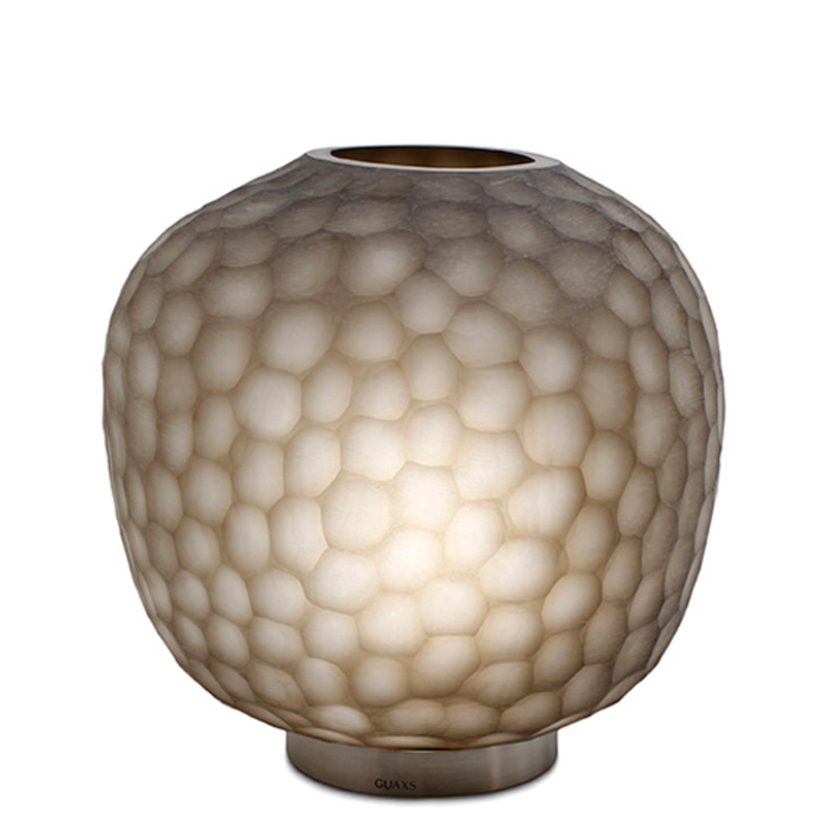 Guaxs Tafellamp Erbse 2 | Clear / Smokegrey