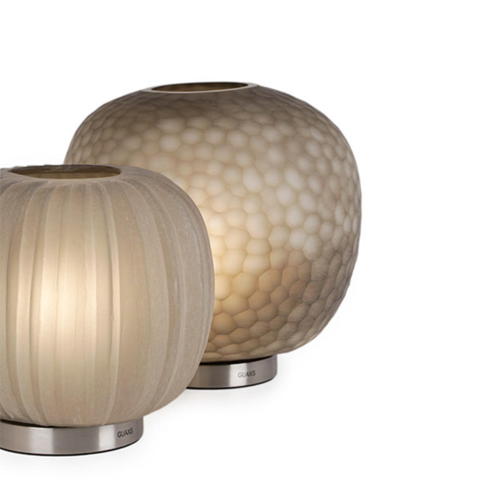 Guaxs Table lamp Erbse 2 | Clear / Smokegrey