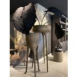 Aangenaam XL Pot à Jambes | Bronze brut