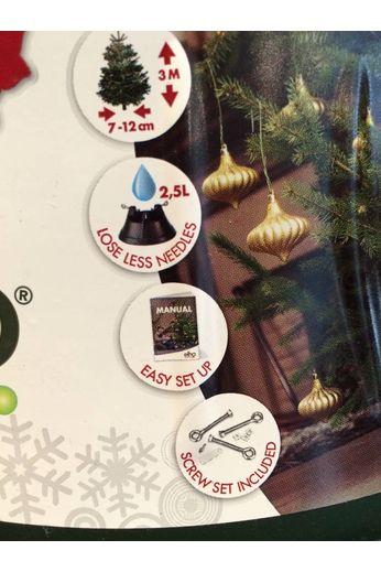 Nordmann kerstboom standaard
