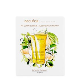 Decleor Kit Corps Sublime | Uitlopend