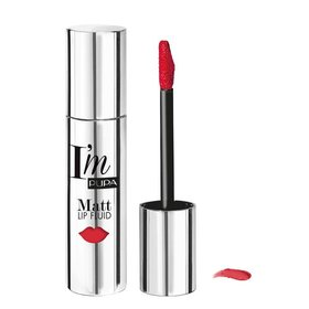 Pupa Milano I'm Matt Lip Fluid 050 - Fire Red