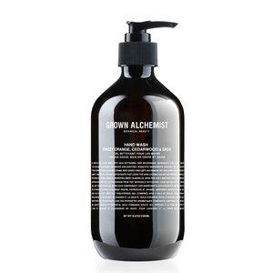Grown Alchemist Hand Wash: Sweet Orange, Cedarwood & Sage 500mL