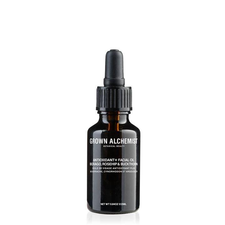 Grown Alchemist Anti-Oxidant+ Facial Oil: Borago, Rosehip & Buckthorn Berry - 25 ml