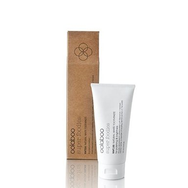 Oolaboo Natural White Tooth Paste
