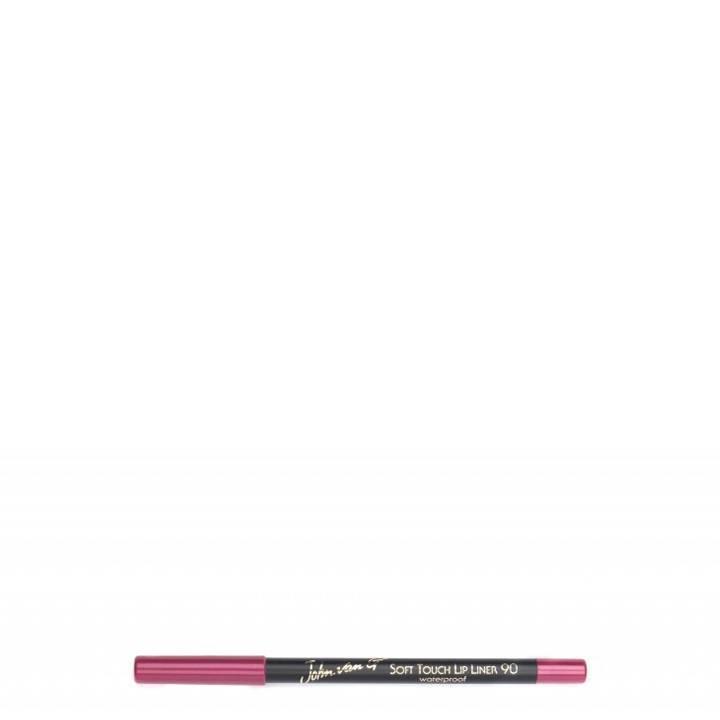 John van G  Soft touch lip liner 90 (waterproof)