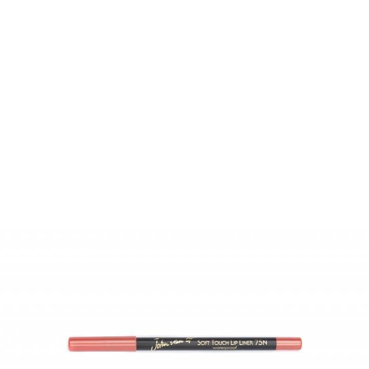 John van G  Soft touch lip liner 75N (waterproof)