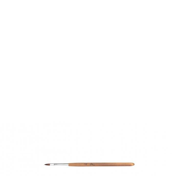 John van G  Lippen penseel, vegan nr. 12