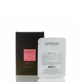 Oolaboo Ageless 30+ Moisturizing & Cooling Eye Pads
