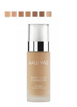 Malu Wilz Velvet Touch foundation