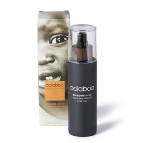 Oolaboo Skin Superb Organic Spray-on Bronzer - Orange Babies Edition