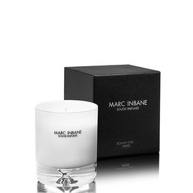 MARC INBANE Bougie Parfumée – Scandy Chic White